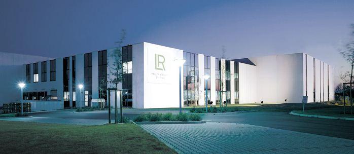 Découvrez la société allemande LR Health & beauty Systems et devenez partneiare auprès du Numéro 1 de la Vente Directe en Europe