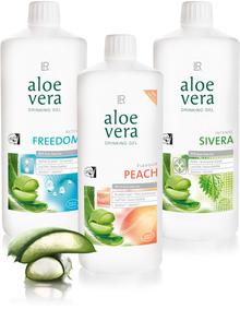 Aloe Vera Freedom Sivera peche