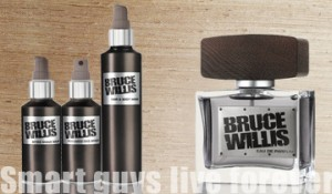Commander le parfum Bruce Willis ici